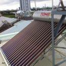 Máy nước nóng Tomiko hợp kim nhôm chống phèn 220l