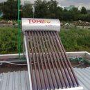 Máy nước nóng Tomiko hợp kim nhôm chống phèn 130l
