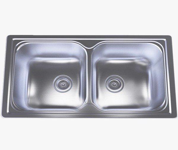 Chậu rửa Inox 304 nguyên khối Đại Thành DX42007